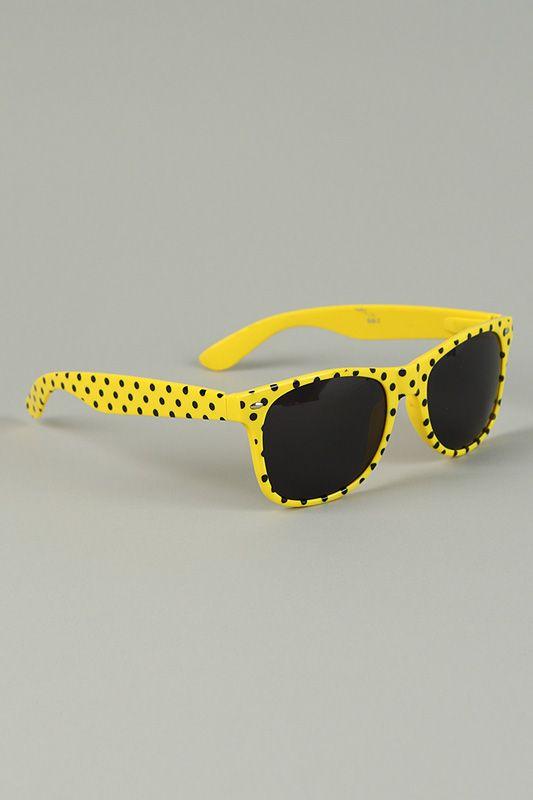 Spring Pop Sunglasses