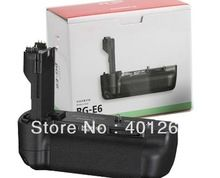 BATTERY GRIP FOR canon 5D MARK II 2 SLR Camera BG-E6 BGE6 LP-E6 battery LC-E6E(China (Mainland))