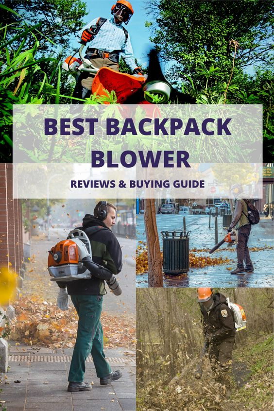 Best Backpack Blower 2020 Reviews Buying Guide In 2020 Cool Backpacks Backpack Blowers Blowers