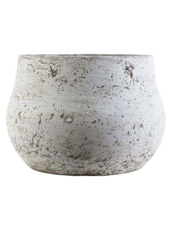 Small Rome Pot from Get Zen: Outdoor on Gilt
