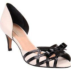 Peep Toe Shoestock NP Tula Verniz