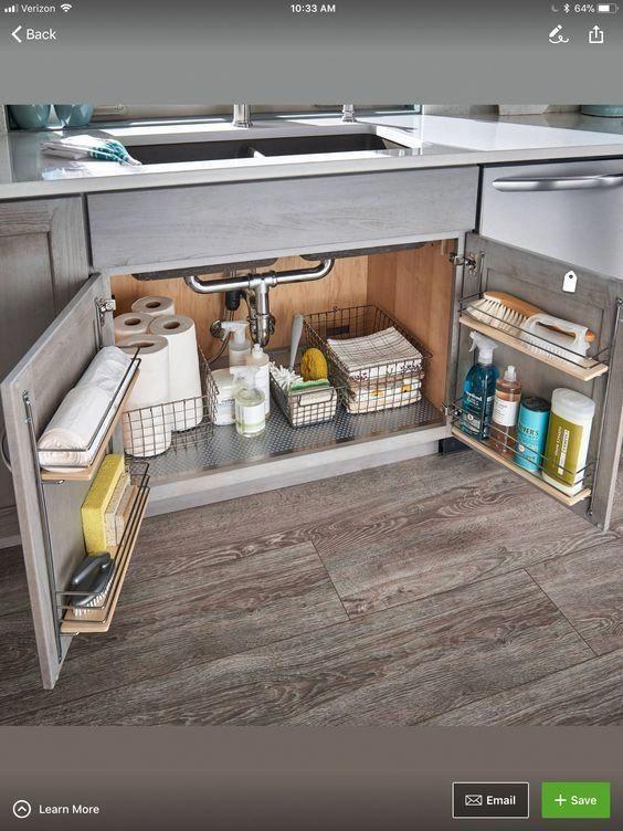 Under Kitchen Sink Storage Kitchenorganizer Kitchen Cabinet Storage Under Kitchen Sink Storage Under Kitchen Sinks