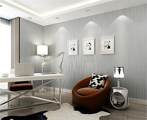 Toprate papel pintado para pared dise o de rayas color - Papel pintado amazon ...