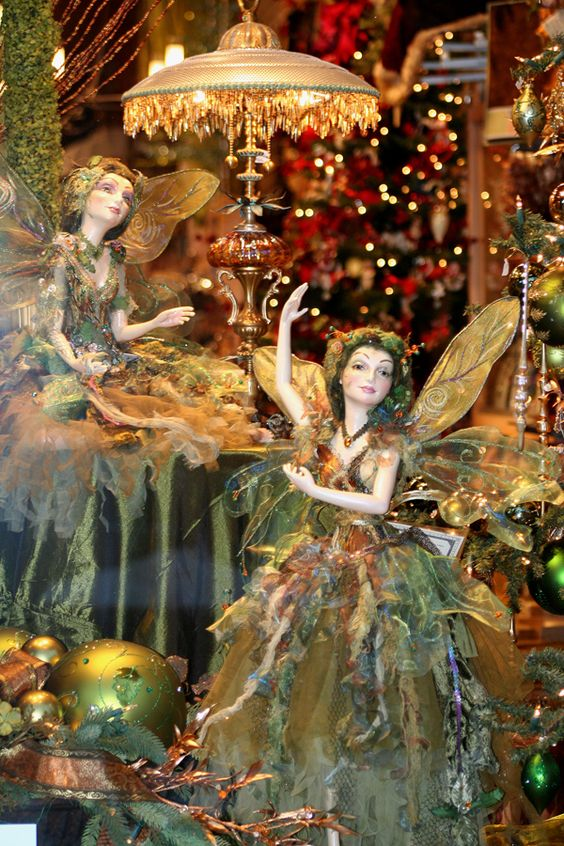 Christmas Fairies