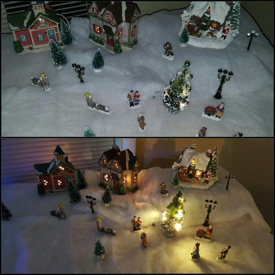 Christmas village 🎅