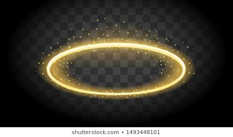 Gold Ring Golden Metal Circle Shiny Stock Vector Royalty Free 1170789700 In 2021 Blurred Background Photography Light Background Images Iphone Background Images