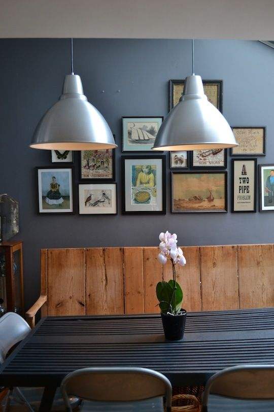 Ligne noire - Apartment Therapy - Sue Graham