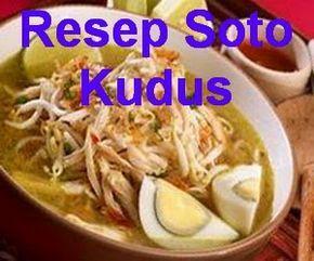 Resep Soto Kudus Asli Enak Bumbu Khasnya Dan Ayam Kampung Sebagai Penambah Nikmat Silahkan Disimak Info Resep Soto Ayam As Resep Sup Resep Makanan Food Network