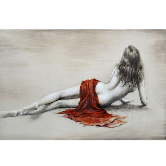 LE NU FEMININ DANS LA PEINTURE - Le blog de christianlegac