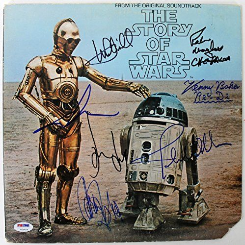 Harrison Ford Autographed Signed 16x20 Star Wars Photo Uacc Rd @ niftywarehouse.com