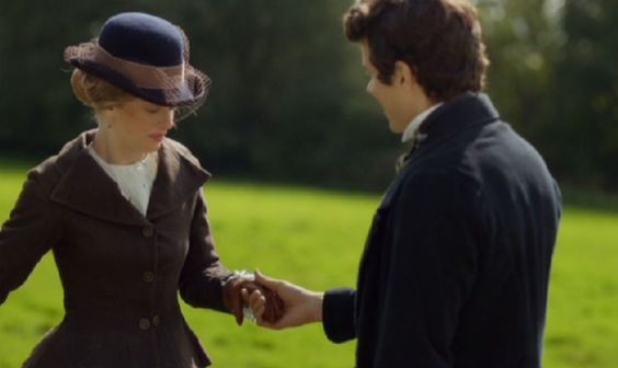 Romantic Moment of the Week: Doctor Thorne – Frank Gresham and Mary Thorne