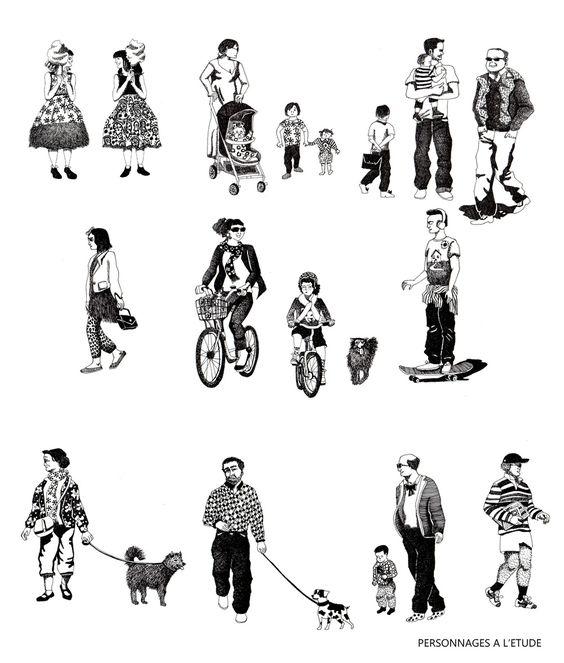 Illustrations Pour Les Ateliers J Nouvel Rogers Stirk