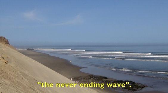 Mamape, la ola que nunca termina