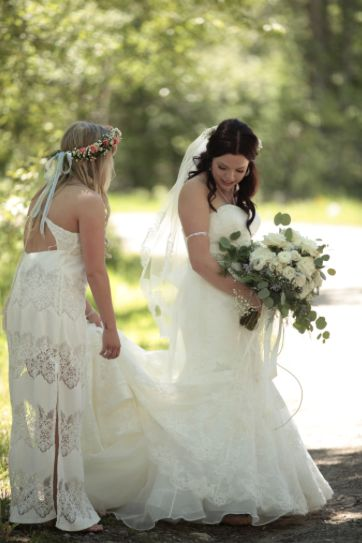 Mad And Caleb S Wedding Al Sister Wives Tlc