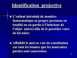 """Résultat de recherche d'images pour """"identification projective pathologique"""":"""