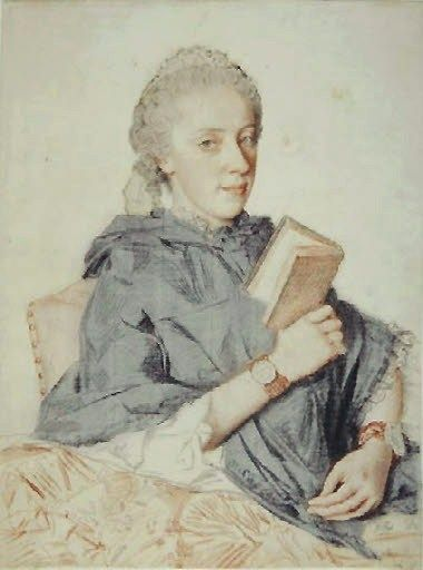 It's About Time: Traditional Portraits of Women by Jean-Etienne Liotard 1702-1789: