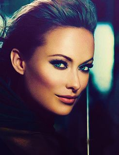 Olivia Wilde. IF EYES COULD KILL, I'D BE DEAD!! SHE'S TO SMOKING HOT!!