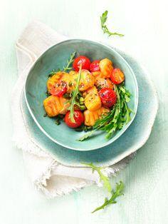 Sweet Potatoes | Süßkartoffel-Gnocchi