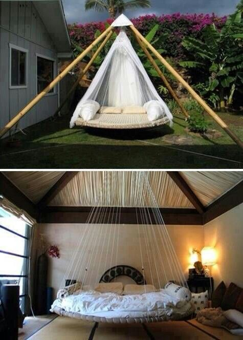 Trampoline Bed Cool Bed Ideas Pinterest Awesome