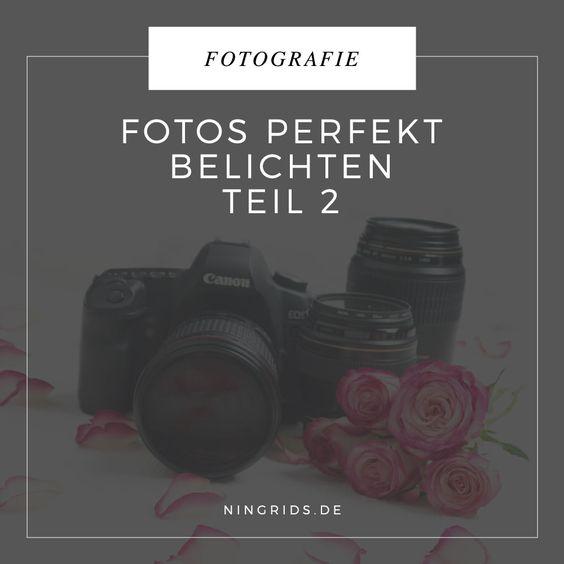 Fotos perfekt belichten Teil 2: Die Blende