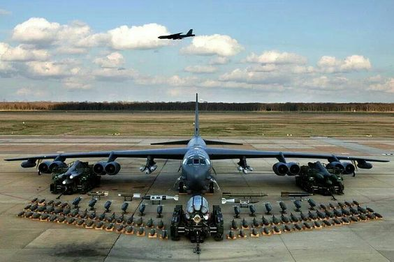 1952 Boeing B-52 Strato Fortress