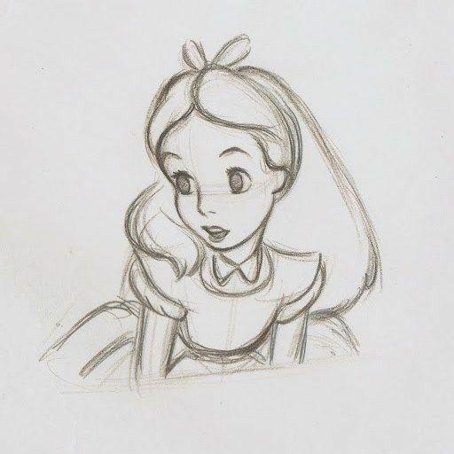 Galeria Personagens Da Disney Em Sketchs Esbocos Disney