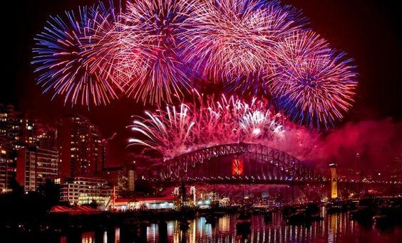 New Year Cruises on Sydney Harbour