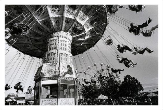 Swing ride, Lynn Lennon, c. 1980s