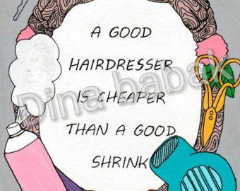 A Good Hairdresser