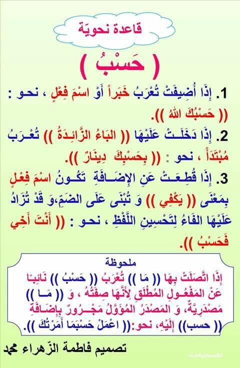 Pin By Yousef Qasem On اللغة والأدب العربي Learn Arabic Language Learning Arabic Arabic Language