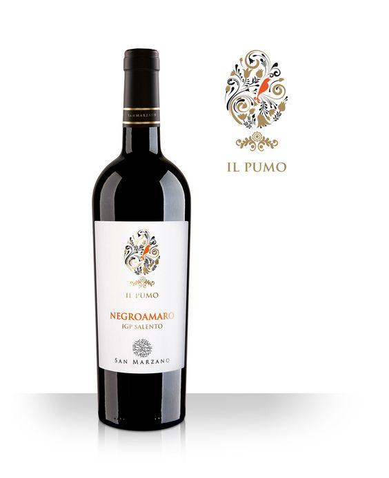 Rượu Vang IL Pumo Red 13,5% - Chai 750ml - Rượu Vang Nhập Khẩu