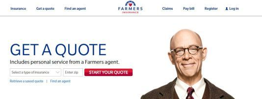Farmers Insurance Quote Reviews And Login With Images