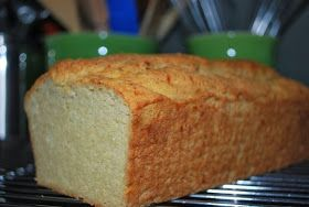 Boy Meets Bowl: Coconut Flour Bread - 4 ingredients - eggs - coconut oil - sea salt - coconut flour