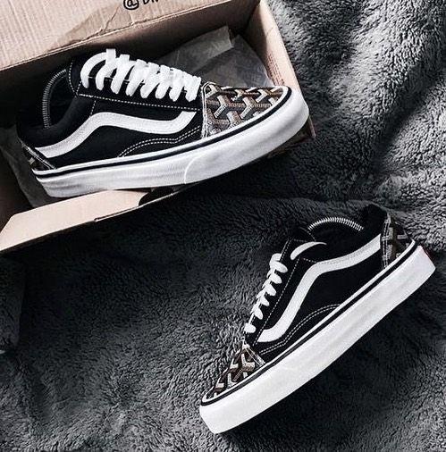 Chaussure homme stylé | Vans old skool, Vans, Luxury vintage
