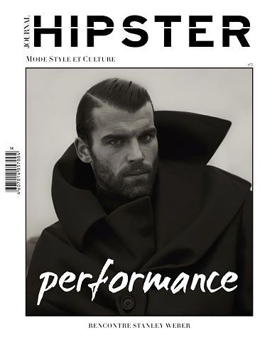 Couv HIpster journal #hipster_magazine