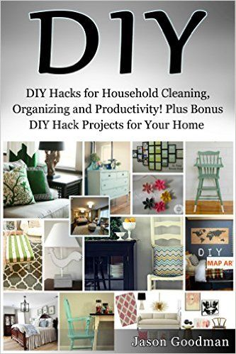 DIY DIY Hacks For Household Cleaning Organizing And Productivit