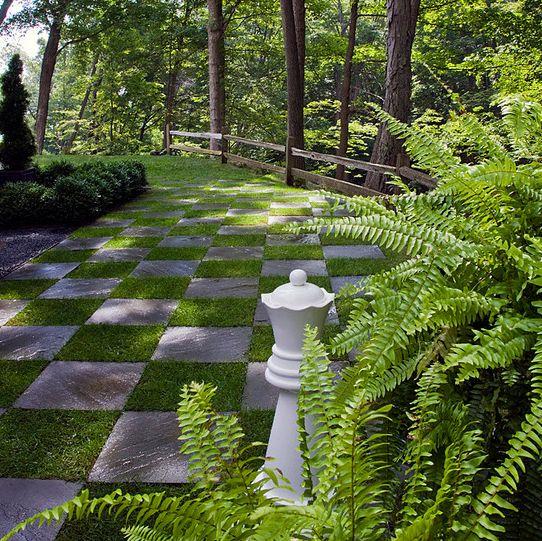 sztuka w ogrodzie