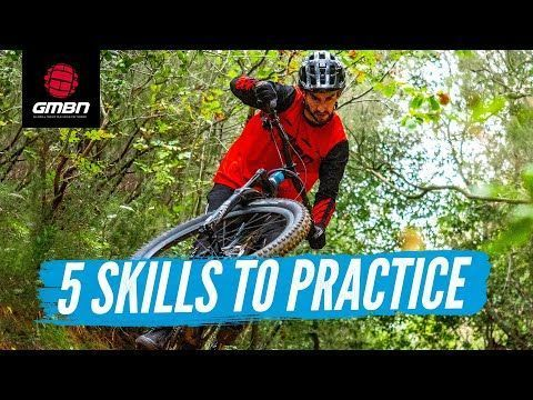 Mtb Skills To Practice In 2020 Mountain Biker Skills Canyon Bike