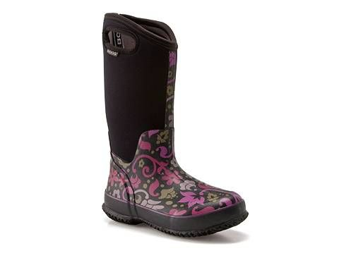 Bogs Women's Classic Hi Rain Boot Women's Boots All Women's ...