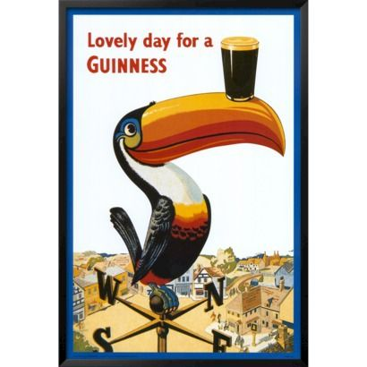 Art.com - Guinness Toucan