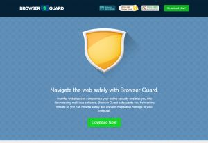 Ads by Browser Guard 1 est un programme d'adware malveillant développé pirates en ligne afin de gâcher l'ordinateur ciblé.