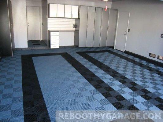 109 Amazing Garage Floor Tile Designs Garage Floor Tiles Floor