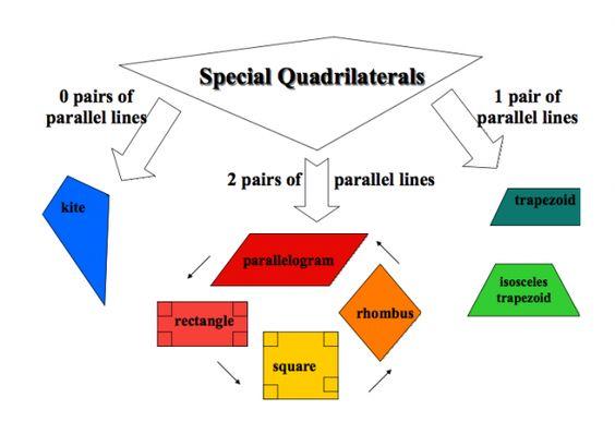 quadrilaterals in nature - photo #33