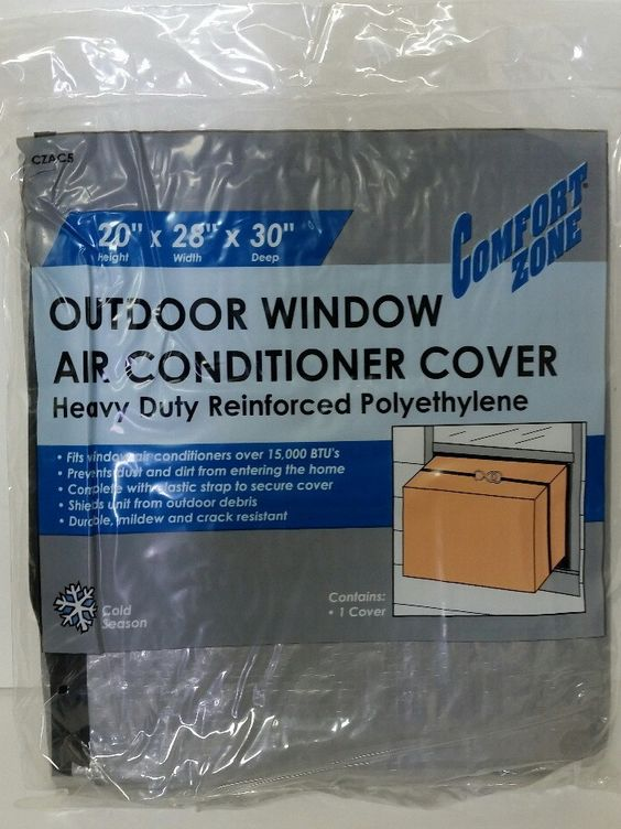 outdoor window air conditioner cover Case of 24