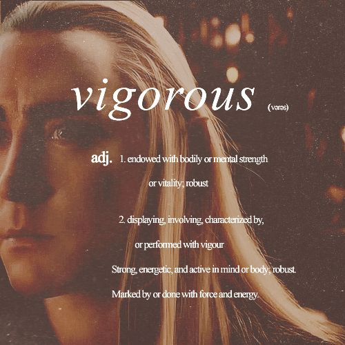 "Thranduil means ""Vigorous spring"" in Sindarin. From tharan ""vigorous"" and tuil ""spring"". Though the name is said to be of Silvan origin, Tolkien's notes on tharan state it was used only in Sindarin.  Pronunciation: thra'nduil ('ui' as in English 'ruin'). (gifset)"
