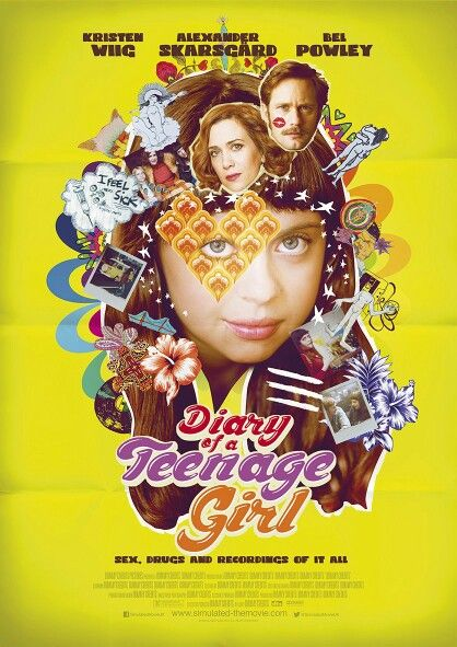 The Diary of a Teenage Girl (2015) Full Movie Download 720P