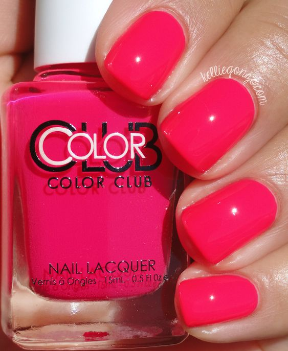 Color Club Love Tahiry Collection Swatches & Review