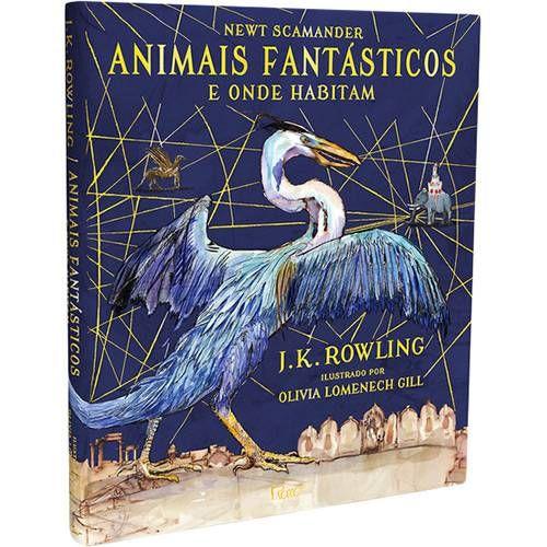 Livro Animais Fantasticos E Onde Habitam Em 2020 Livro Animais