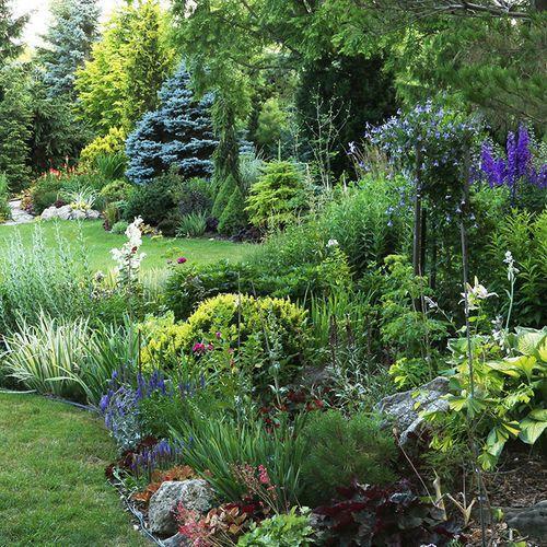 Preview Discipline Grace And A Little Open Space Finegardening Urban Garden Gardening Design Diy Garden Design Layout