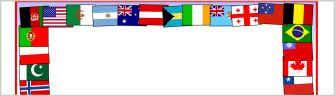 Flags of the World Primary Teaching Resources and Printables - SparkleBox